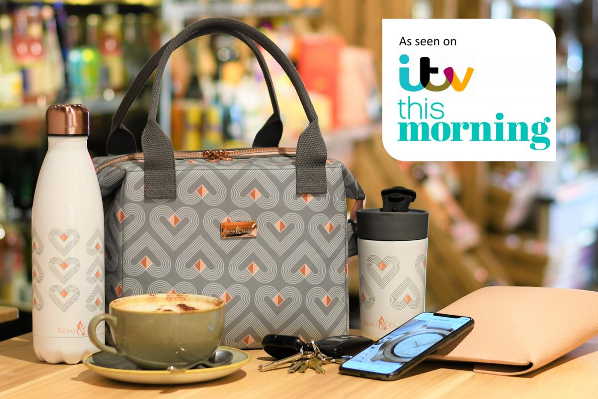 As seen on ITV VIBE Lunch Tote