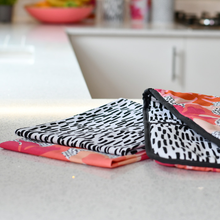 Tribal Fusion Twin Pack of Tea Towels