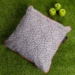 Tribal Fusion Outdoor Cushion