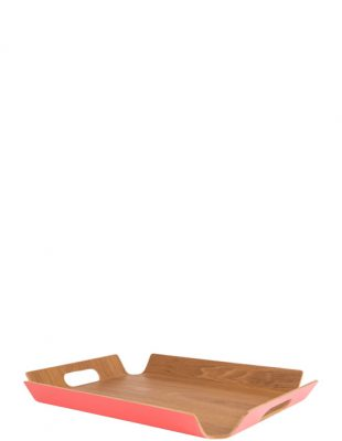 36046-Willow-Tray-Medium-CORAL