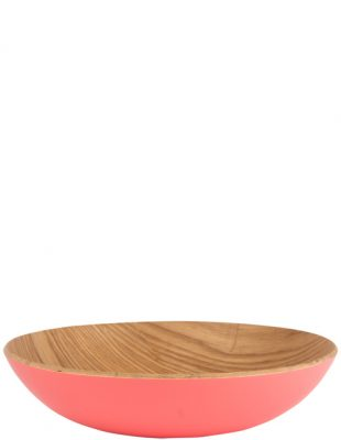 Coral Fruit Bowl