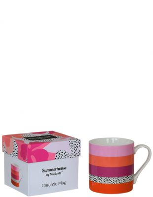 Stripe Mug in Gift Box