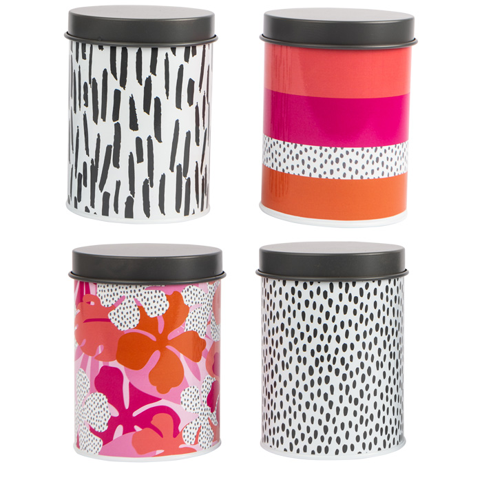 Tribal Fusion Storage Canisters